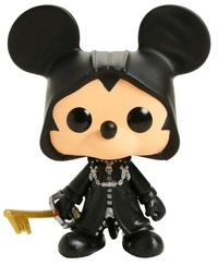 Kingdom Hearts - Mickey (Organisation 13 Ver.) Pop! Vinyl Figure (with a chance for a Chase version!)
