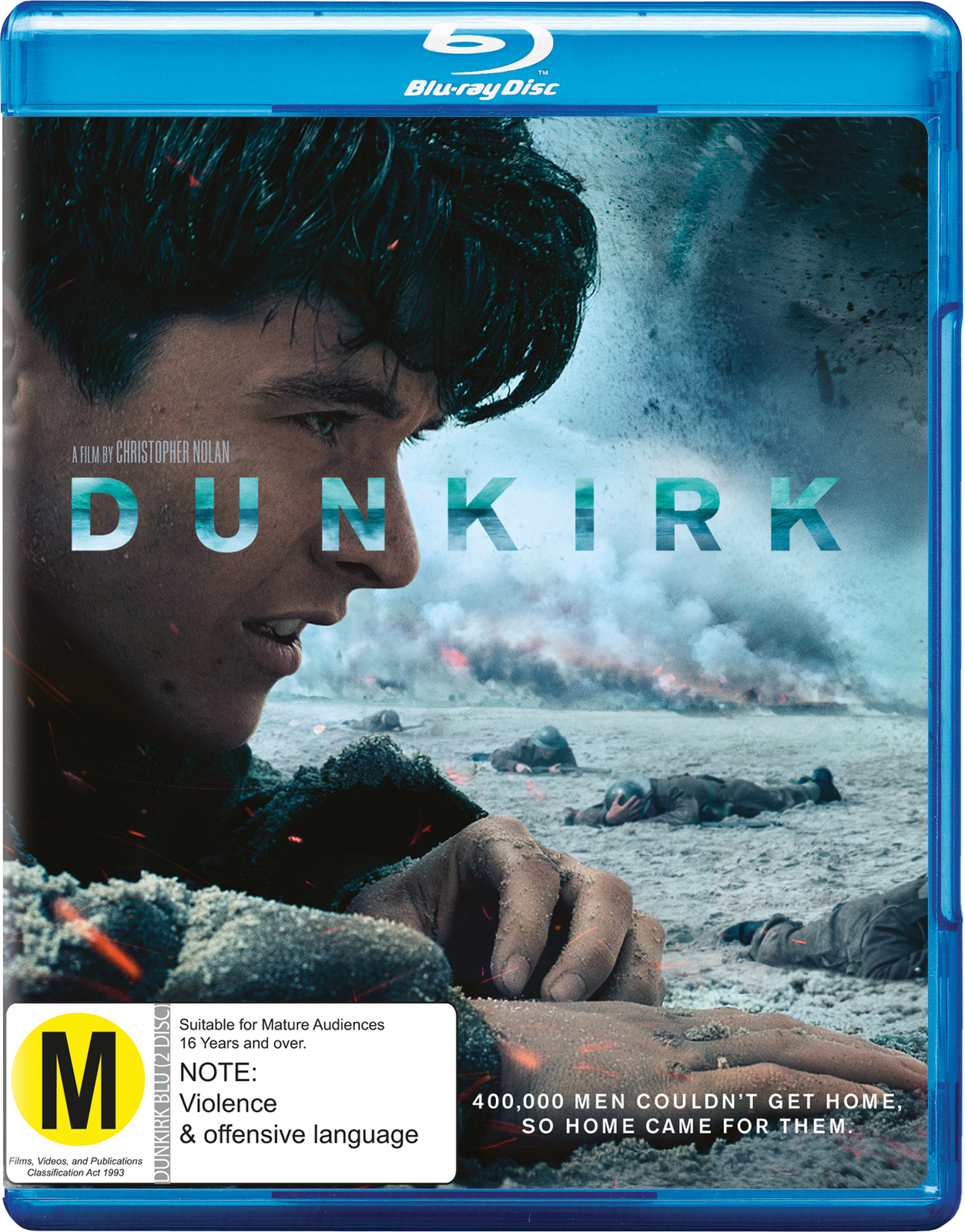 Dunkirk on Blu-ray image