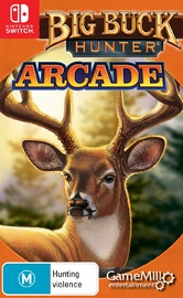 Big Buck Hunter Arcade for Nintendo Switch