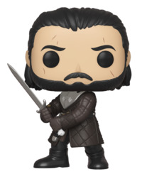 Game of Thrones - Jon Snow Pop! Vinyl Figure image