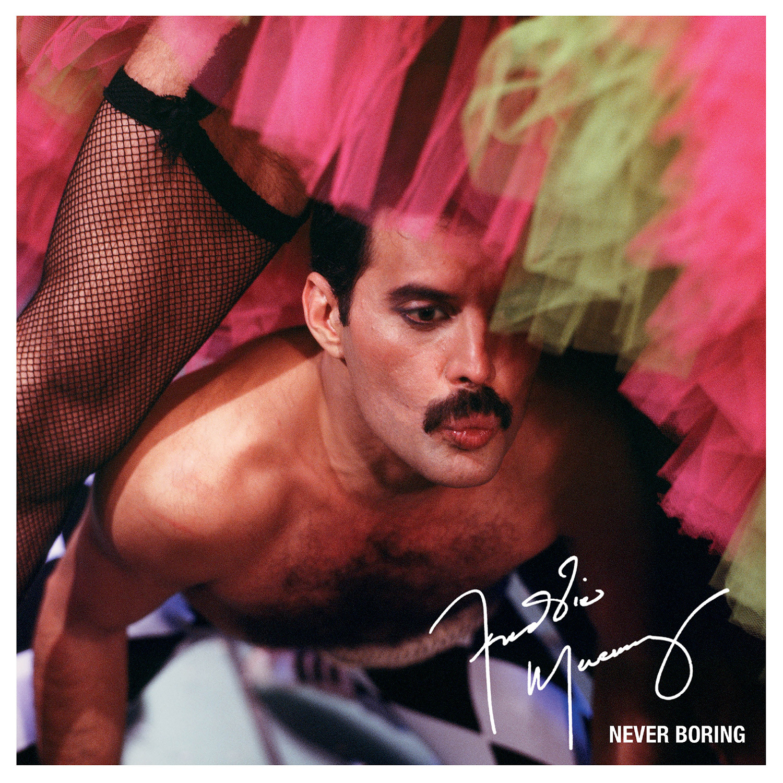 Never Boring by Freddie Mercury image