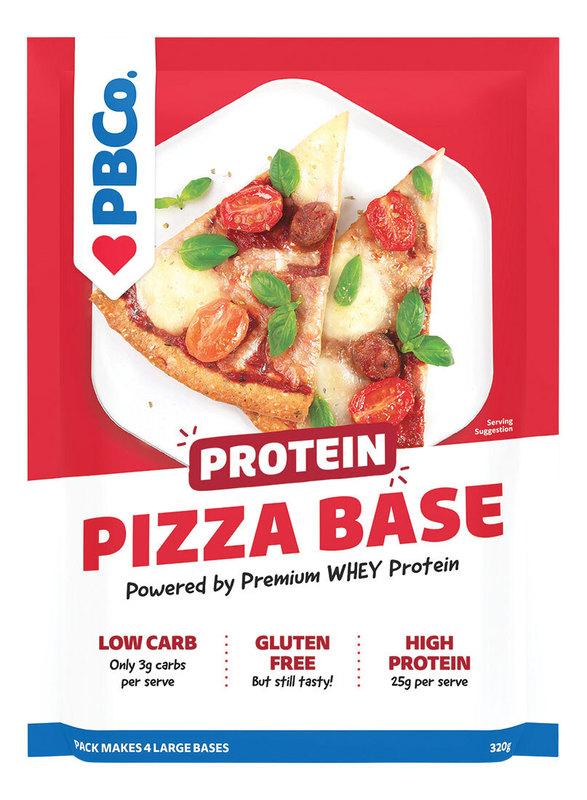PBCo. Protein Pizza Base (320g)