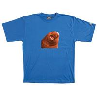 Lolrus Sansbucketus - Tshirt (Blue) for  image