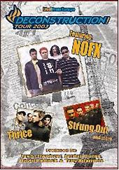Deconstruction Tour 2003 on DVD