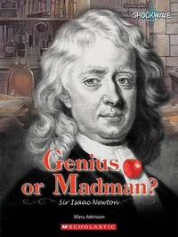 Genius or Madman?: Sir Isaac Newton by Mary Atkinson image