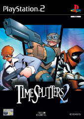 Timesplitters 2 for PS2