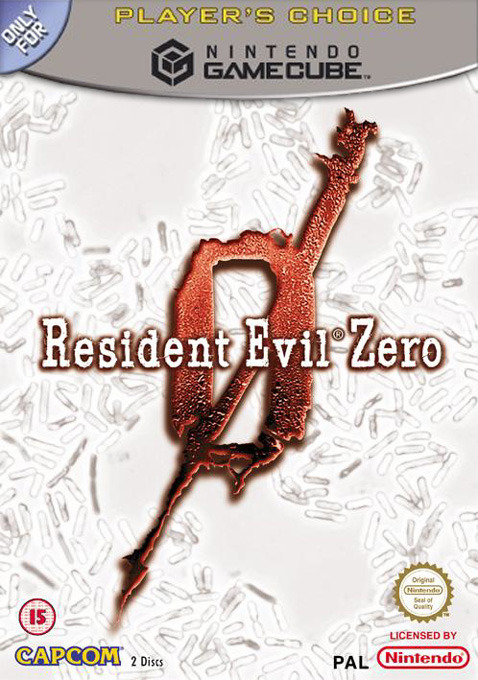 Resident Evil Zero for GameCube
