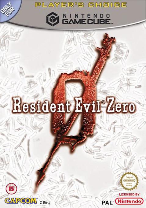 Resident Evil Zero for GameCube