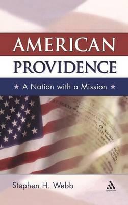 American Providence by Stephen H Webb image