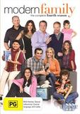 Modern Family - The Complete Fourth Season DVD