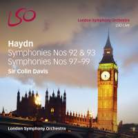 Haydn: Symphonies Nos. 92, 93, 97, 98 & 99 by Various Artists