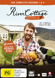 River Cottage Australia - The Complete Series 1 & 2 on DVD