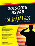2015 / 2016 ASVAB For Dummies by Rod Powers