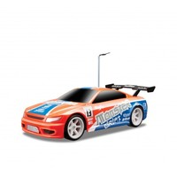 Maisto Monster Drift 4WD R/C Car - Orange Lakyra