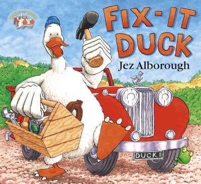 Fix-it Duck by Jez Alborough image