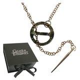 Game of Thrones: Sansa Stark - Dark Necklace Prop Replica