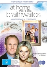 At Home With The Braithwaites - Complete Series 4 (2 Disc Set) on DVD