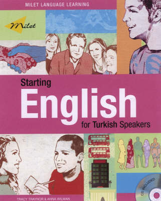 Starting English For Turkish Speakers by Tracy Traynor image