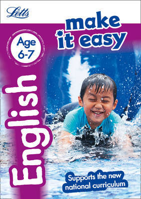 English Age 6-7 by Letts KS1