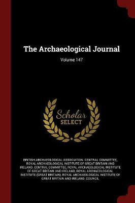 The Archaeological Journal; Volume 147 image