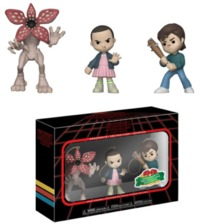 Stranger Things: Character Ornament - 3-Pack