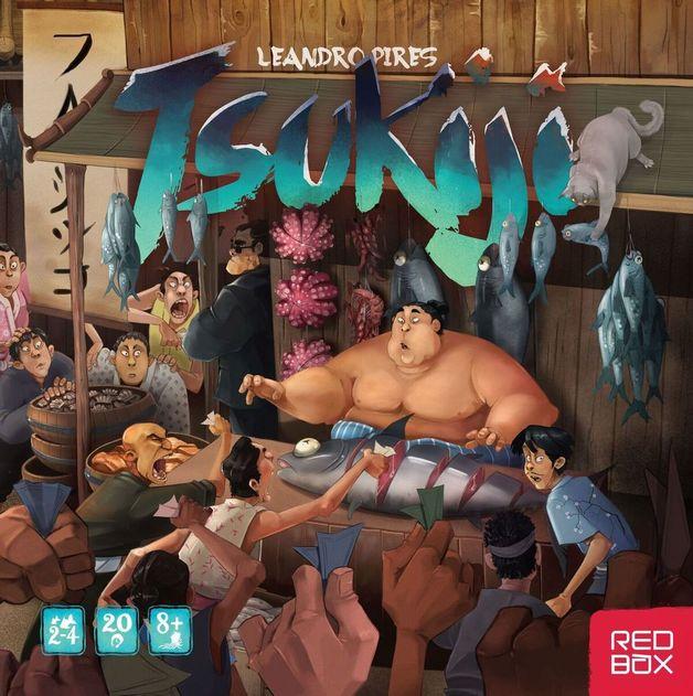 Tsukiji - Board Game