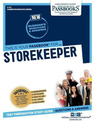 Storekeeper by National Learning Corporation image
