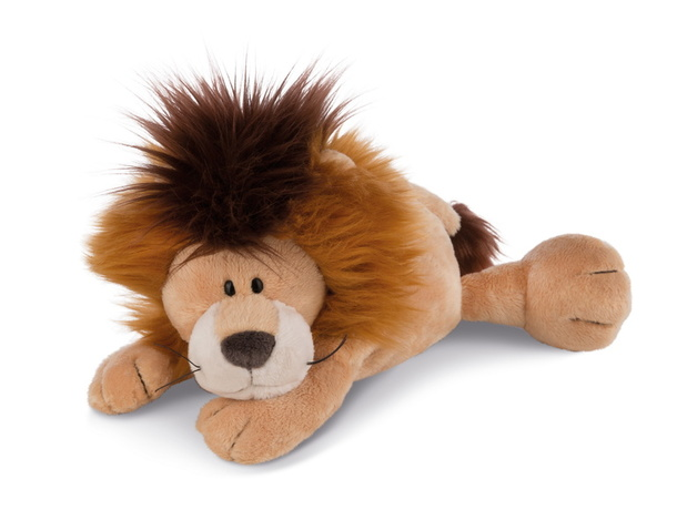 Nici: Wild Friends Plush - Lying Lion Kitan (30cm)
