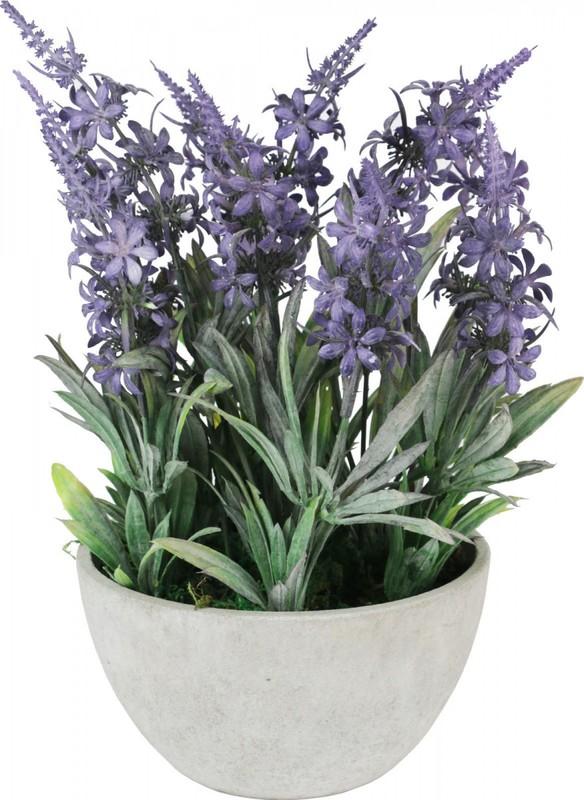 LaVida: Artificial Plant - English Lavender