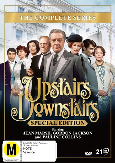 Upstairs, Downstairs: The Complete Series Special Edition on DVD
