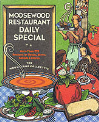 Moosewood Restaurant Daily Special by Moosewood Collective image