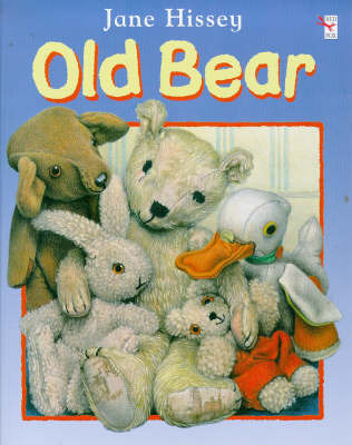 Old Bear by Jane Hissey image