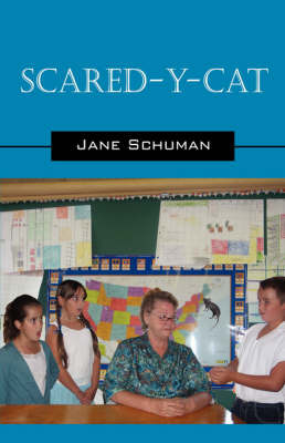 Scared-Y-Cat by Jane Schuman image