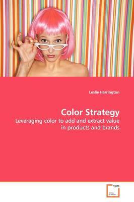Color Strategy by Leslie Harrington image
