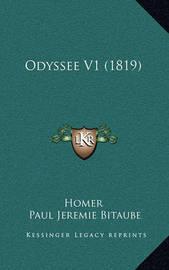 Odyssee V1 (1819) by Homer