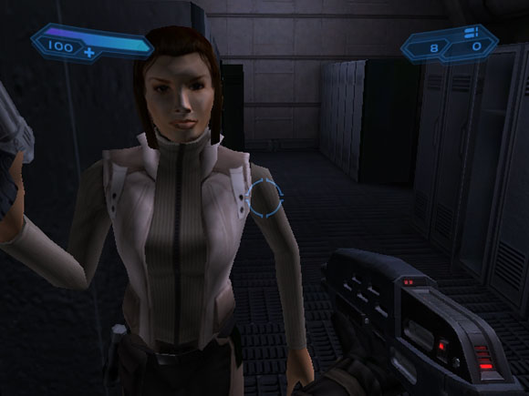 Mace Griffin: Bounty Hunter for Xbox image