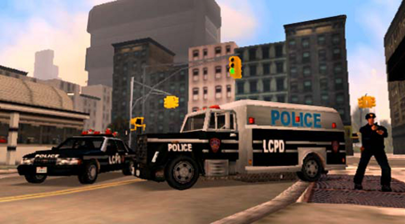 Grand Theft Auto: Liberty City Stories for PlayStation 2 image