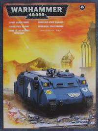Warhammer 40,000 Space Marine Rhino