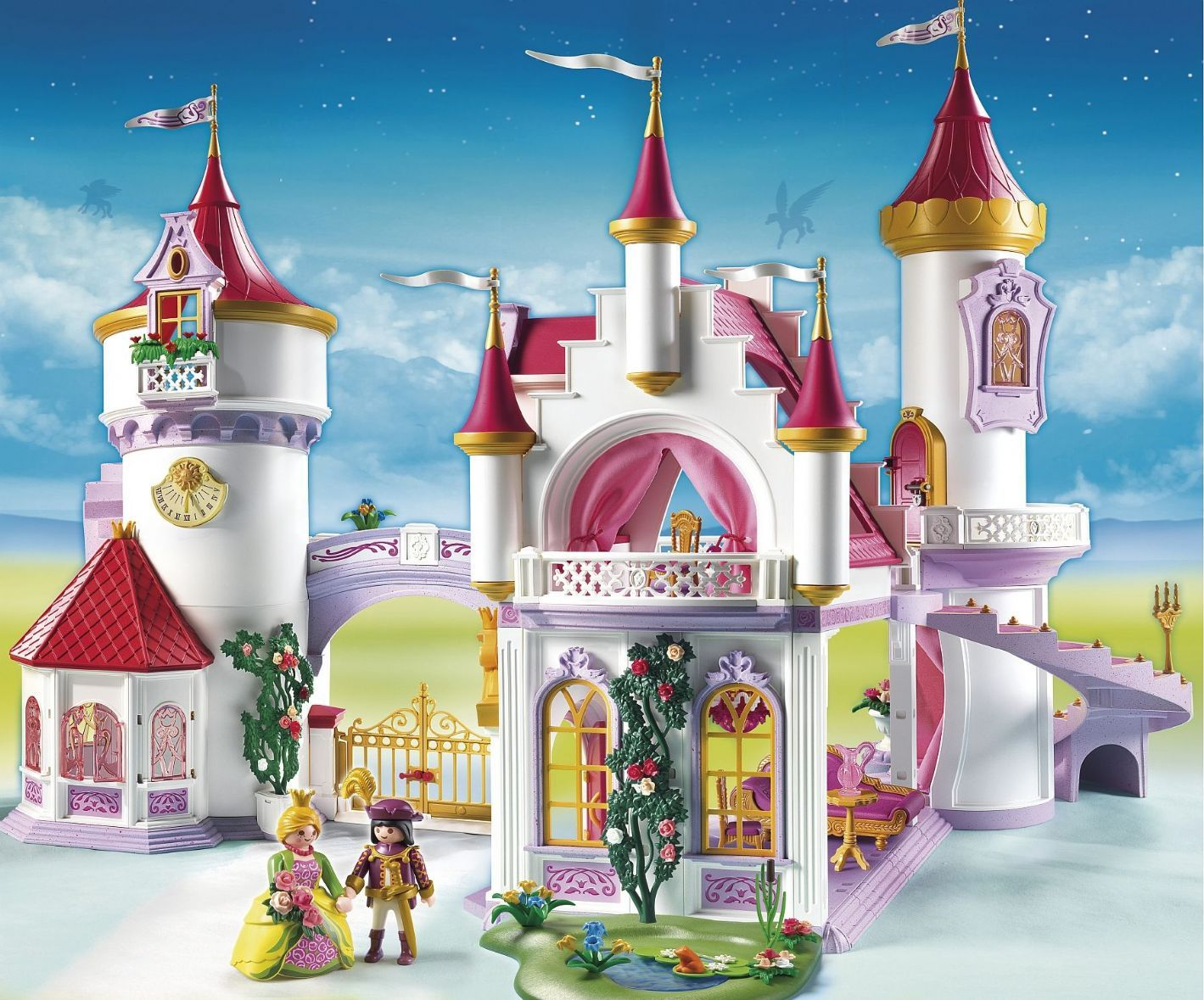 Playmobil Princess Fantasy Castle 5142 Toy At