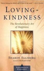 Lovingkindness by Sharon Salzberg image