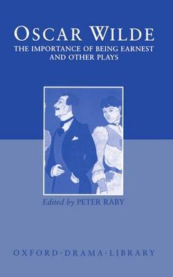 The Importance of Being Earnest and Other Plays by Oscar Wilde image