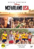 McFarland, USA DVD