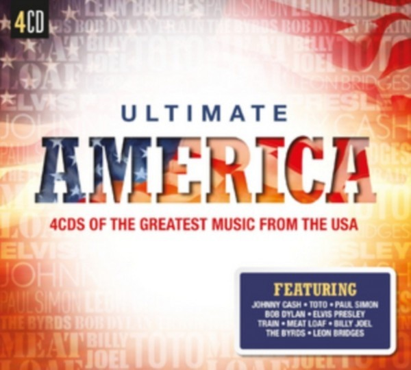 Ultimate America by Various image