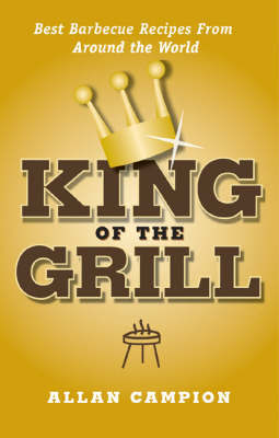 King of the Grill by Allan Campion image