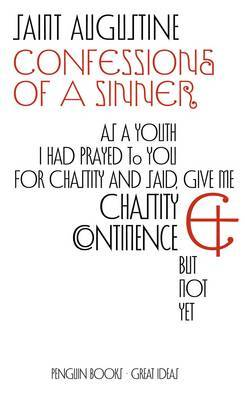 Confessions of a Sinner by Edmund Augustine image