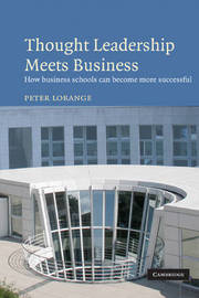 Thought Leadership Meets Business by Peter Lorange
