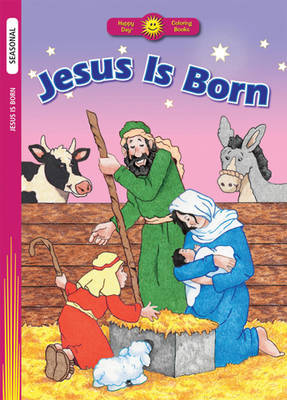 Jesus Is Born image