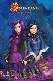 Disney Descendants Wicked World Wish Granted Cinestory Comic by Disney