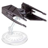 Hot Wheels: Star Wars Star Ship - Kylo Rens TIE Silencer