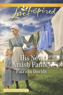 His New Amish Family by Patricia Davids image